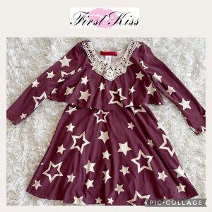 Girls stars dress